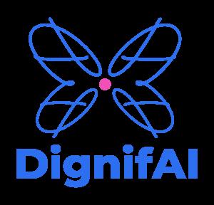 Logo DignifAI_Vertical-01